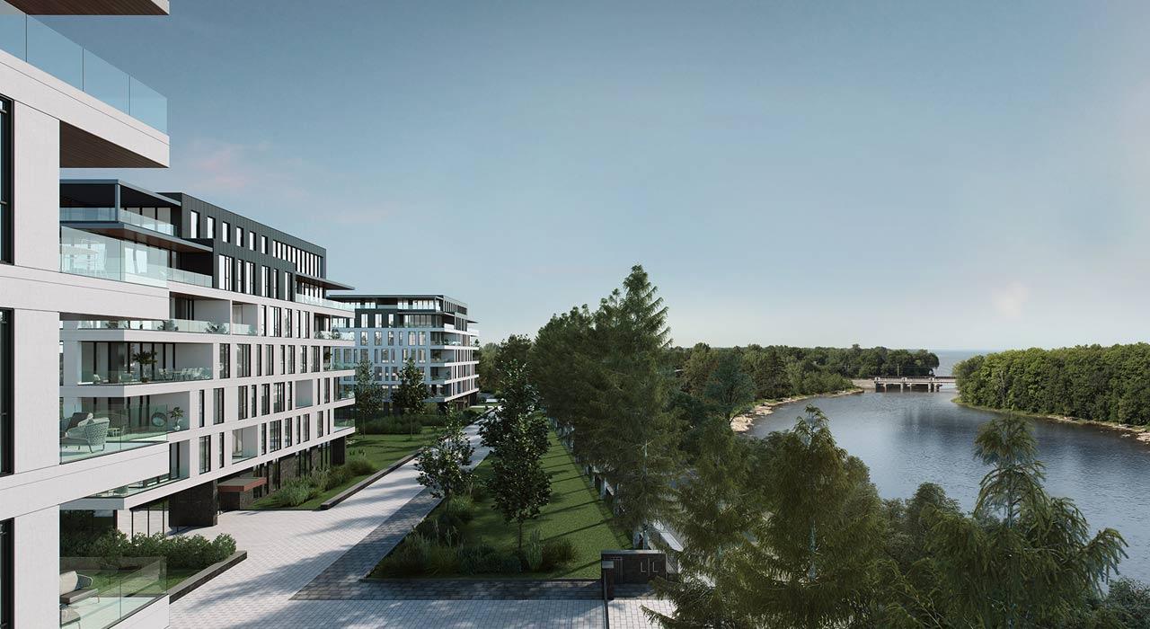 Avis aux médias – Invitation : L | L sur le Lac – Le nouvel art de vivre entre vert et bleu à Laval-sur-le-Lac